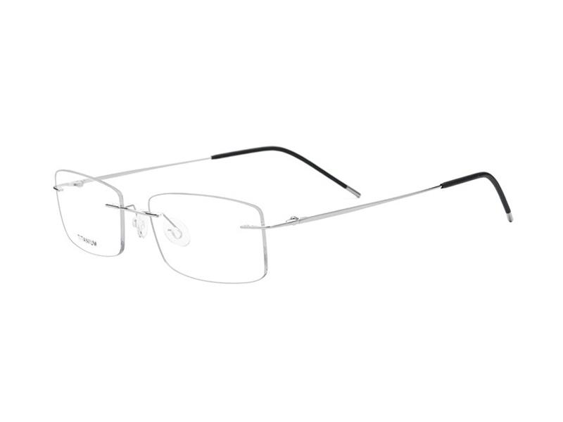 眼镜的佩戴